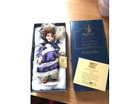 Leonardo (4) and Regency (2)Porcelain Dolls in immaculate condition