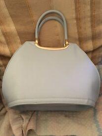 Joe Brown's light blue women's handbag. Unused, as new.