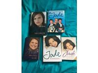 Jade goody books