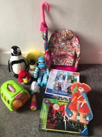 Big Bundle Of Kids Toys *£10 For Everything*