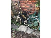 Vintage SS pedal bike in need of TLC