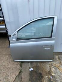 1999-2005 Toyota Yaris Passenger Door