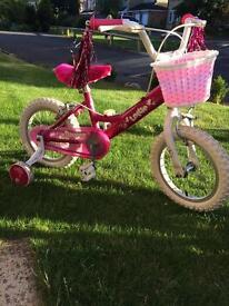 Dawes Lottie 14 inch Bike