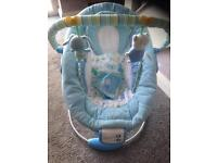 Mothercare comfort and harmony baby seat