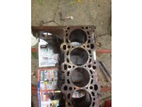 BMW 320d Engine block,head and other parts-M47TU