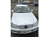 Immaculate CLK with tinted windows for sale!!