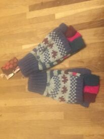White Stuff gloves/mittens - ladies
