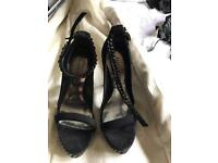 Karen Millen Sandals size 5 (38)