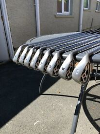 *SOLD PING G15 IRONS 4-SW *SOLD