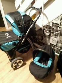 Baby Merc 3 in 1 pram