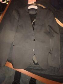 Brand new Zara blazer in black