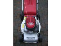 Honda Powered Self Propelled Mountfield SP 533 Lawnmower