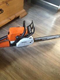 STIHL chainsaw ms250/c