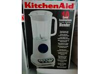 KitchenAid 10 Speed Combinations Ultra Power Blender 5KSB5