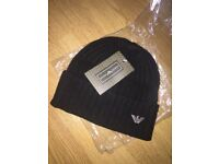 Brand New EA Beanie Hat (Black)