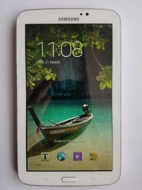 """Samsung Galaxy Tab 3, 7"""", 8GB, Wifi only, Excellent Condition"""