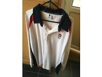 Brand New England Large Rugby Sweatshirt