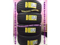 4 x 245/35ZR19 93W XL OPALS 4 TYRE'S INCLUDING FITTING BALANCING ONLY £230 NEW TYRE'S 2453519