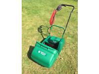Suffolk Punch Lawnmower Cylinder Electric 12