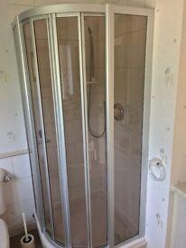 SHOWERLUX Shower enclosure