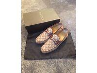 Genuine women Gucci loafers