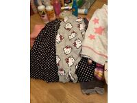 Large 6-9 months girls clothes