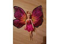 Mariposa Barbie doll