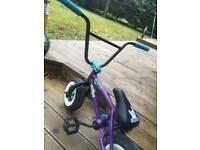 Mini Bike plus interchangeable wheels