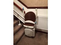 Handicare 2000 Series Stairlift for sale (18 months old)