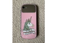 New Pink Unicorn Case For iPhone XR X XS 8 7 Plus