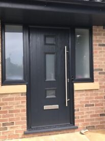 Composite Doors, %0 Interest Free Credit and a 15 year Guarantee