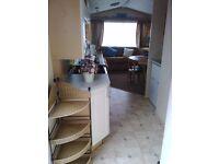 3 bedroom (8 Berth) Caravan at Fontygary to rent.