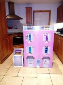 Dolls house for sale