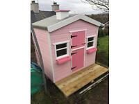 Top Quality Kids Playhouses **FULLY PAINTED** (Swings,Climbing Frames)
