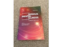 Nursing Books, Quite A Few About Mental Health Nursing. Great For Registered Nurses Or Students.
