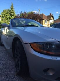 Bmw z4 excellent condition lady owner