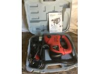 SDS Plus Drill and Adaptor New in Case