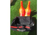 Large Fast Feet Cones x20