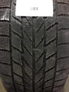 PNEUS HIVER USAGÉS / USED WINTER TIRES 225/45R17 22545R17 94H TOYO GARIT KX