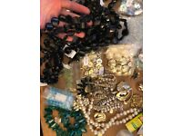 Beads and Crystals (Leftover from Fashion Collection)