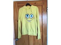 Women's SpongeBob SquarePants Hooded Jumper