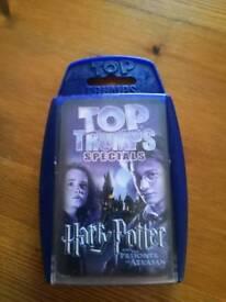 Harry Potter: Prisoner of Azkaban Top Trumps