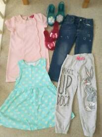 Girls clothes 5-6 years