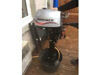 Mariner 4 hp 4 stroke 2006 long shaft