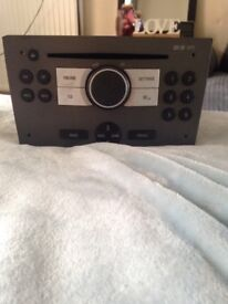 Vauxhall Astra stereo
