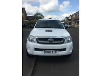 Toyota Hilux low mileage