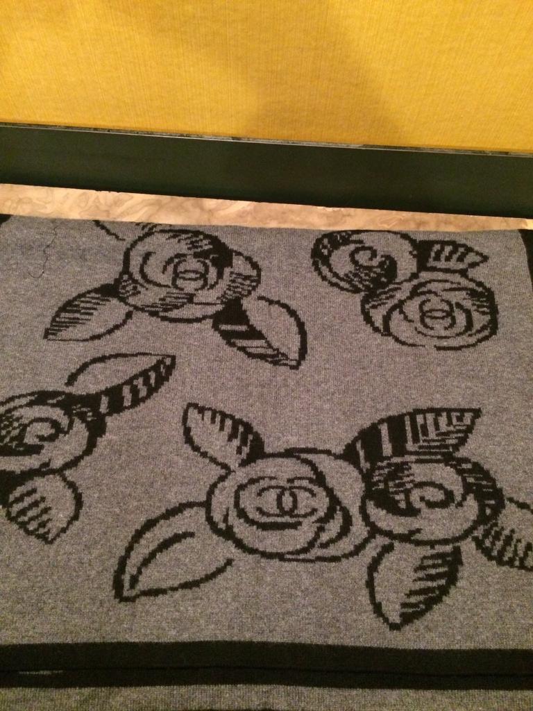 Chanel shawl