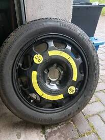 Mercedes E CLASS Spare wheel NEW