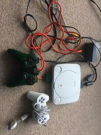 PS1 + loads of accessories