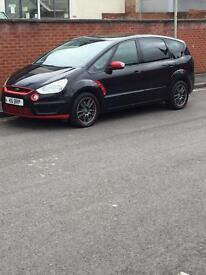 FORD S MAX 2.5T very rare car REDUCED OFFERS CONSIDERED